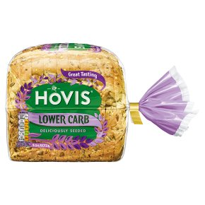 Hovis Lower Carb Deliciously Seeded
