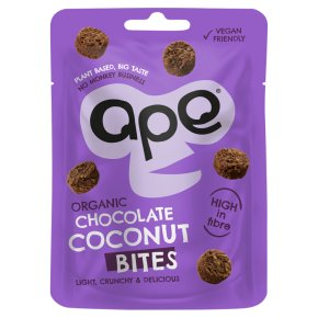 Ape Crunchy Coconut Bite with Chocolate