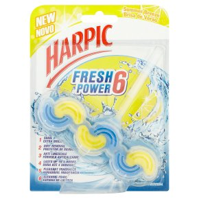 Harpic Fresh Power 6 Summer Breeze Toilet Cleaner