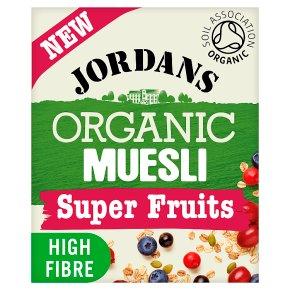 Jordans Muesli Super Fruits