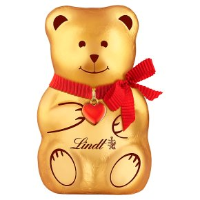 Lindt Milk Chocolate Teddy