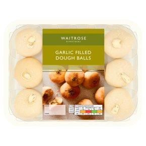 Waitrose Garlic Butter Filled Doughballs