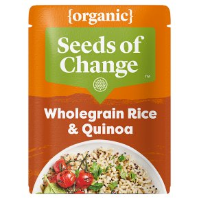 Seeds Of Change Organic Brown Rice And Quinoa