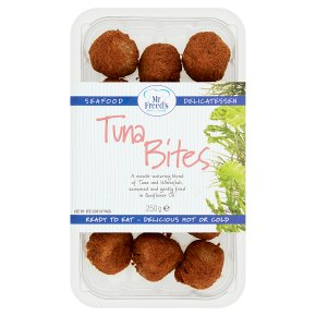 Great Food tuna bites