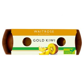 Waitrose Gold Kiwi Fruit
