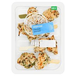 Waitrose World Deli Chicken Souvlaki
