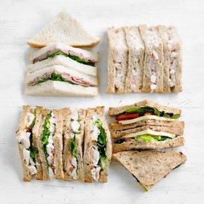Sandwich Platter - mixed