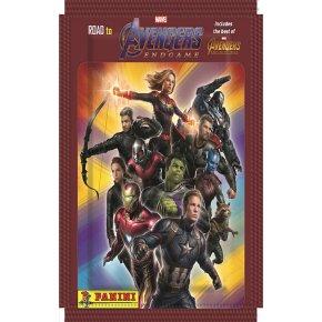 Marvel Avengers Endgame: Stickers