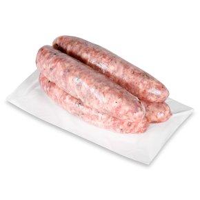Waitrose 1 British Free Range Gloucestershire Old Spot sired pork and sage sausage