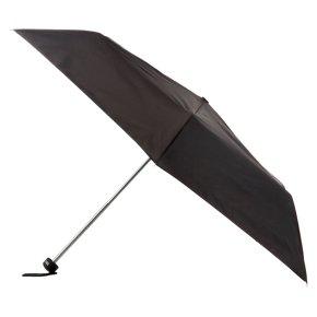 Totes mini umbrella thin & black