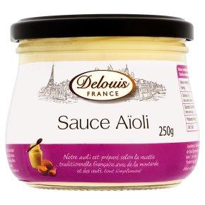 Delouis Fils garlic mayonnaise