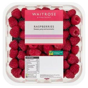 Waitrose Raspberries