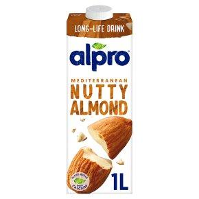 Alpro longlife original almond drink