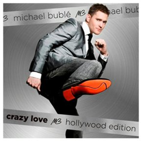 CD Michael Buble Crazy Love