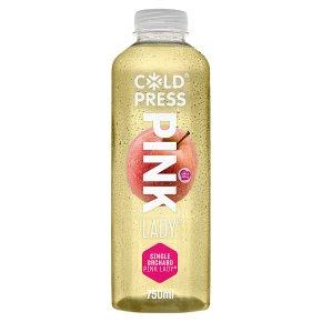 Coldpress pink lady apple juice