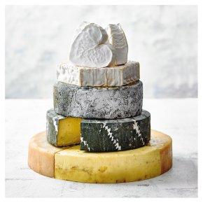 Arabella Five Tier Cheese Cake
