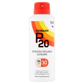 Riemann P20 SPF 30 Once a Day Spray