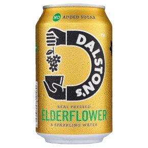 Dalston's Fizzy Elderflower