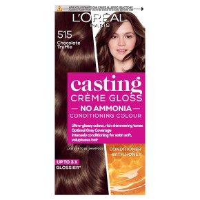 L'Oréal casting Crème Gloss 515 Chocolate Truffle