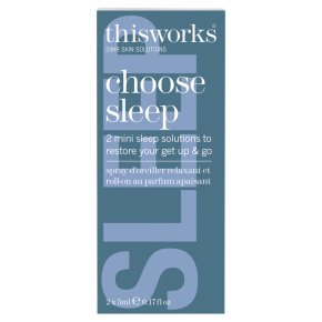This Works Choose Sleep