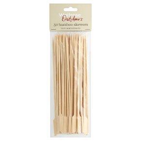 Waitrose Home Bamboo Skewers 25cm