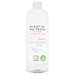 essential Waitrose Sensitive Bath