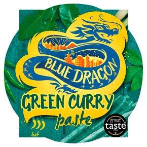 Blue Dragon Thai green curry paste