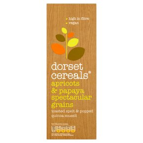 Dorset Cereals Spectacular Grains Apricots & Papaya