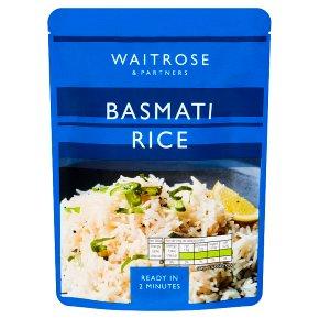 Waitrose Basmati Rice