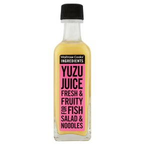 Waitrose Cooks' Ingredients yuzu juice