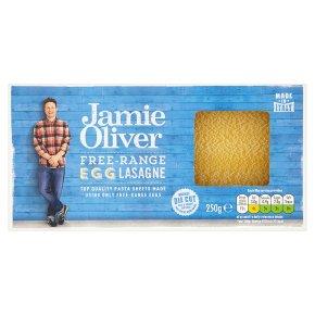 Jamie Oliver bronze die egg lasagne