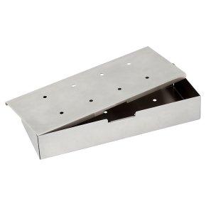 Waitrose Home Stainless Steel Wood Chip Smoker