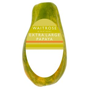 Waitrose Extra Large Papaya
