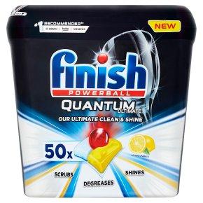 Finish Quantum Ultimate Lemon 50 tablets