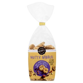 Arden's Nutty Nibbles with Chocolate