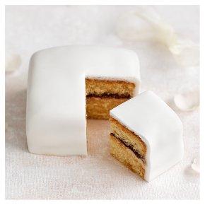Mini Taster Cake Golden Sponge