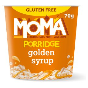 Moma Golden syrup porridge