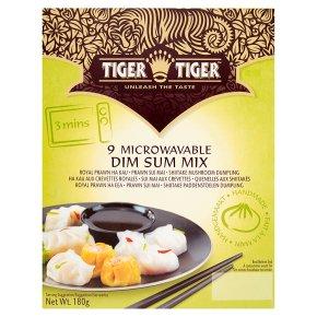Tiger Tiger 9 Dim Sum Mix