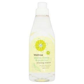 Waitrose Passion Flower & Green Tea Ironing Water