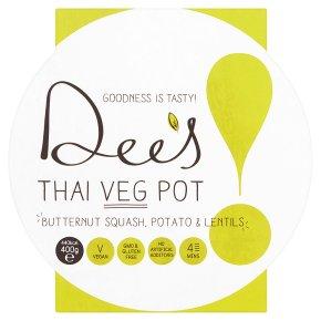 Dee's Thai Veg Pot