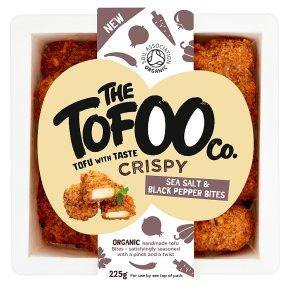 The Tofoo Co Crispy Salt and Black Pepper Bites