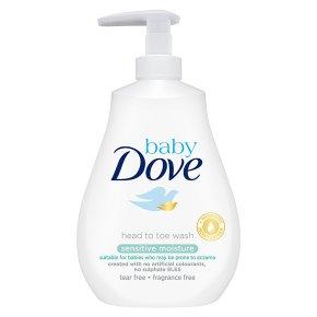Baby Dove Head to Toe Sensitive Wash