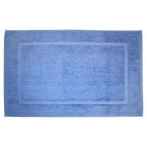 Waitrose Home Egyptian cotton sky bath mat