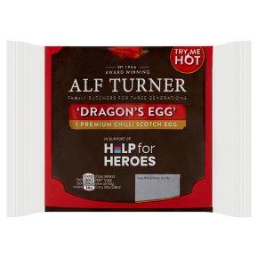 Alf Turner premium chilli scotch egg