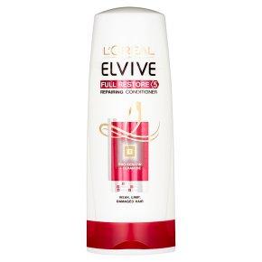 L'Oréal Elvive conditioner full restore 5