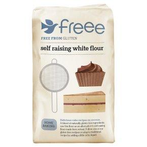 Doves Farm gluten & wheat free white self-raising flour blend