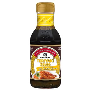 Kikkoman Teriyaki Sauce with Sesame