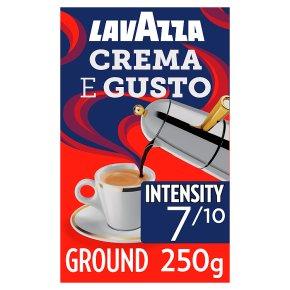 LavAzza Crema E Gusto Ground Coffee