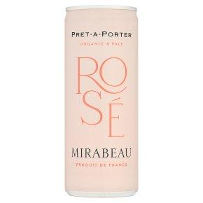Mirabeau Pret-a-Porter Rosé to go South of France