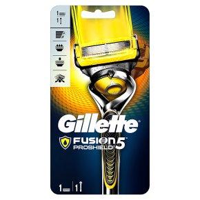 Gillette Fusion pro- shield Flex Razor